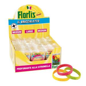 Braccialetto alla Citronella 1 pz Flortis