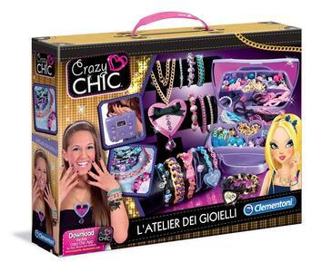 Crazy Chic L'Atelier dei Gioielli - Clementoni 15125 - 7-8 anni