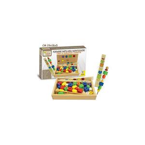 Formine impilabili Montessori - Teorema 40552 -3+