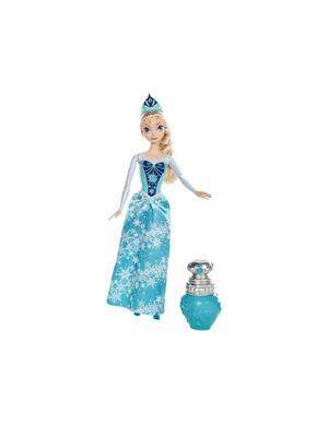 Frozen - Il regno del ghiaccio Elsa colori Reali - Mattel BDK33 - 3+ anni