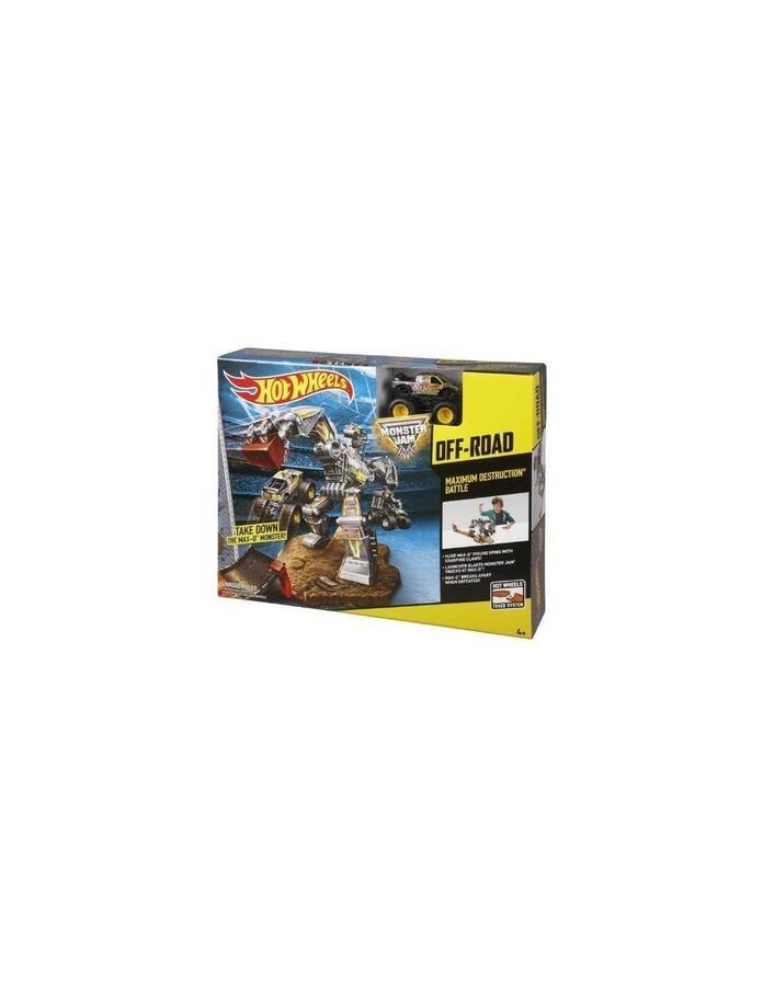 Hot Wheels Off-Raod Monster Jam - Mattel BFN66 - 4+ anni