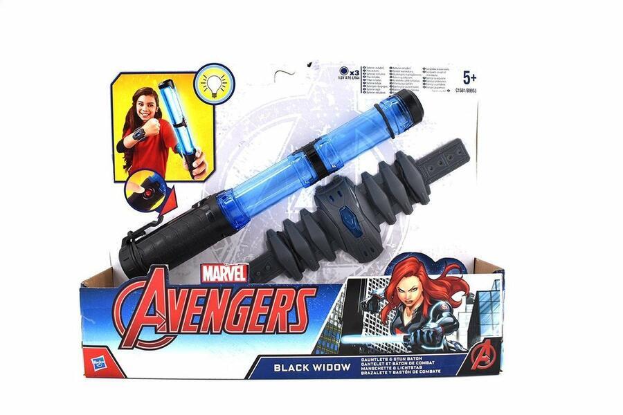 Marvel Avengers Hasbro C1581 Mission Gear Black Widow Gioco 5+