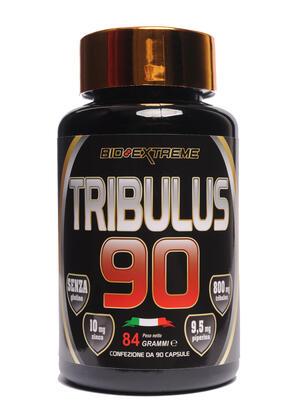TRIBULUS 90% - Estratto di tribulus terrestris al 90% di saponine - 90 cps