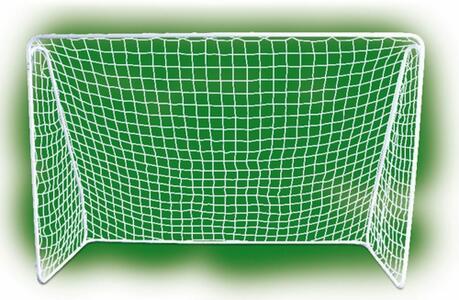Porta da Calcio in Metallo 213x152x76 Bianco - New Sports - 73602246 - 3+ anni