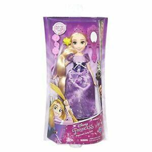 Princess - Rapunzel con capelli lunghi -- Hasbro B5294 - 3+anni