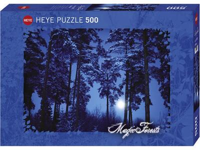 Puzzle Luna Piena 500 Pz - Heye 29625