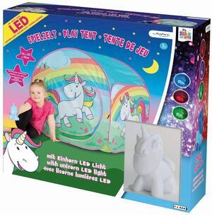 Tenda con Luce Unicorno - John 78808 - 3+ anni