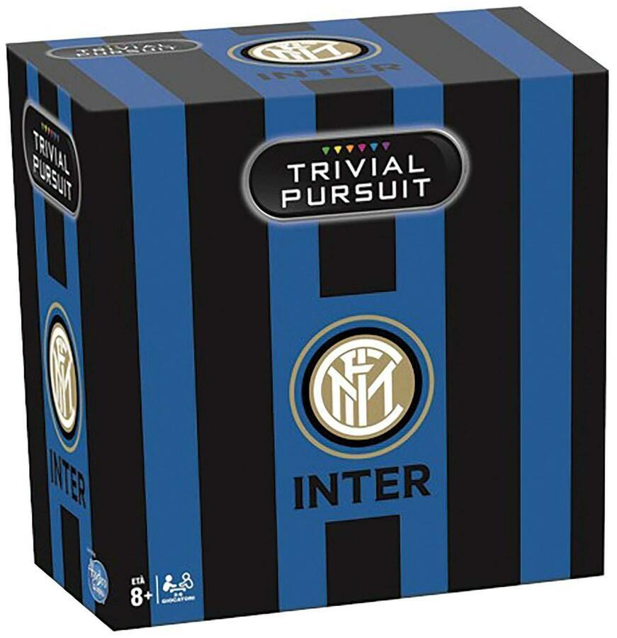 Trivial Pursuit - 600 domande sull' mondo dell'Inter - Hasbro 03392