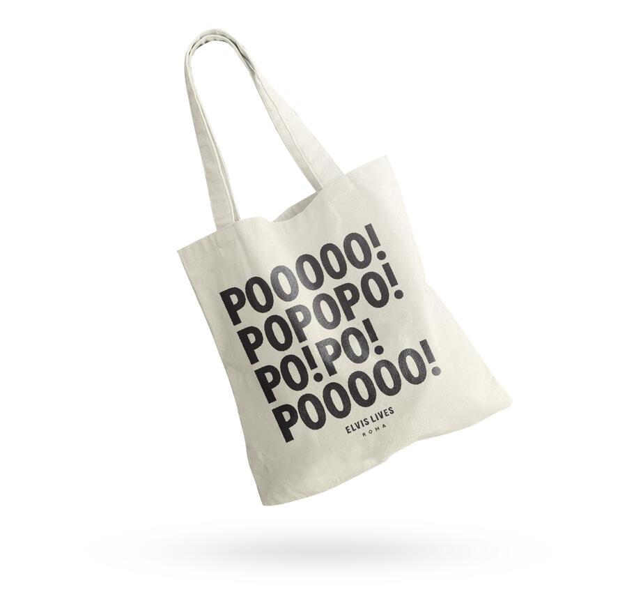 Elvis Lives Shopper PoPoPo! - Preordine - Consegna a partire dal 29 Luglio