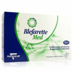 BLEFARETTE MED 14 Salviettine Monouso