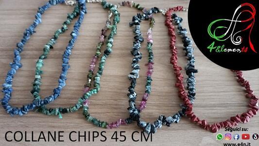 CHIPS - COLLANA 45 CM