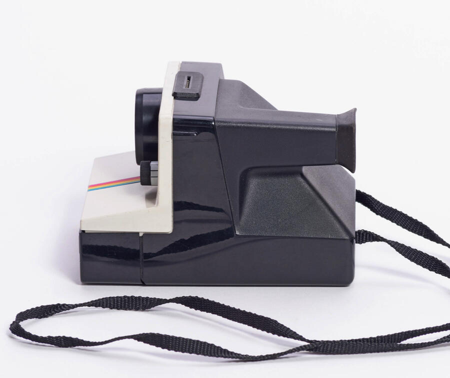 POLAROID 1000 Land Camera - pellicola SX 70 - Usata