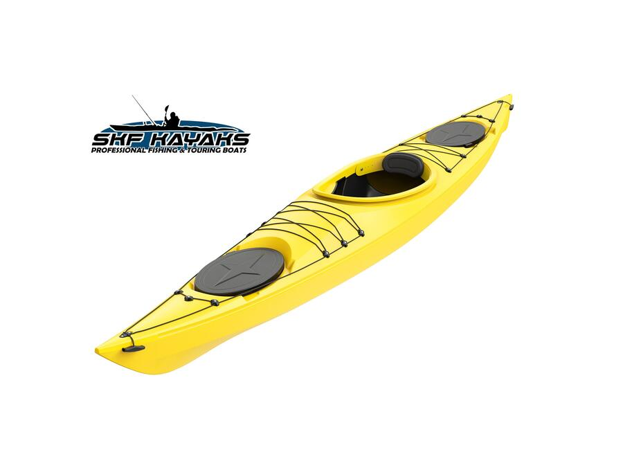 SKF Turismo 14 - Kayak Sit In da escursione - completo accessori