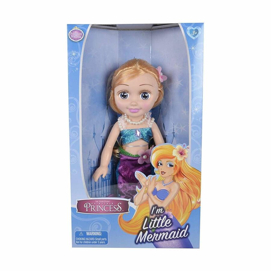 Disney Princess Bambola Sirenetta Principessa Little Mermaid 35 cm Edizione limitata