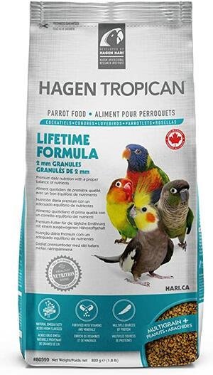 Hari Tropican Cockatiel -  820 g