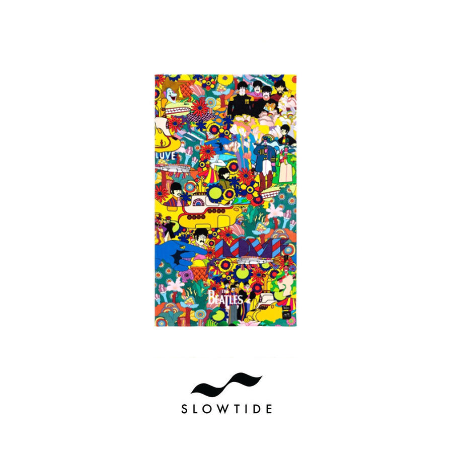Slowtide Beatles Yellow Submarine