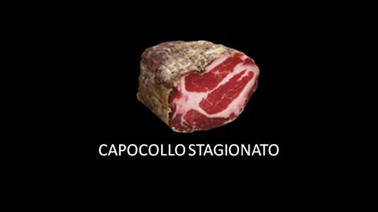CAPICOLLO STAGIONATO A TRANCI 400GR SOTTOVUOTO