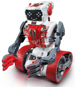 Scienza e gioco - Evolution Robot programmabile - Clementoni 19034 - 8+ anni