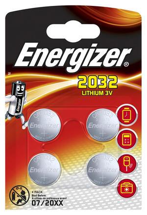 ENERGIZER BATTERIA ALKALINE CR2032 BL 1 SC 10