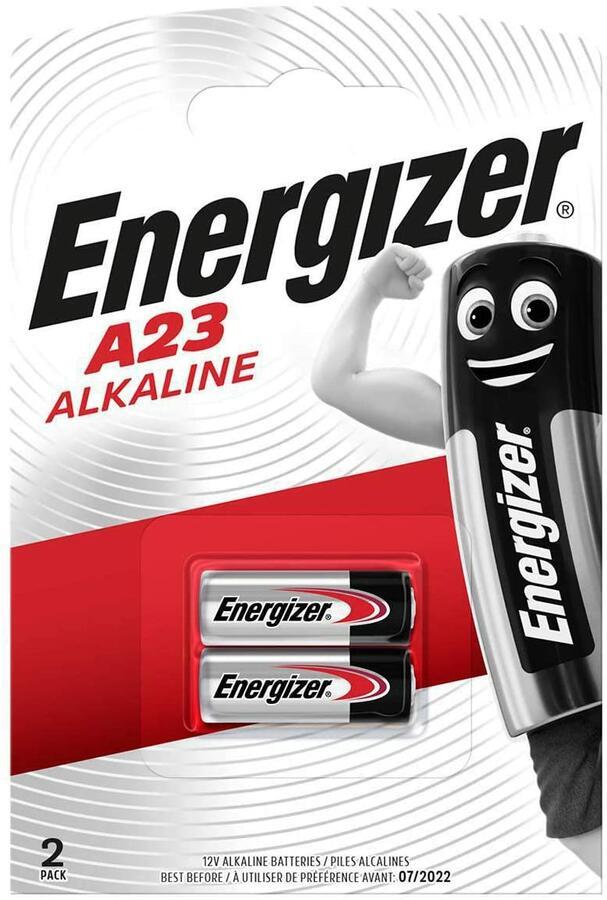 ENERGIZER BATTERIA ALKALINE A23 BL 1 SC 10
