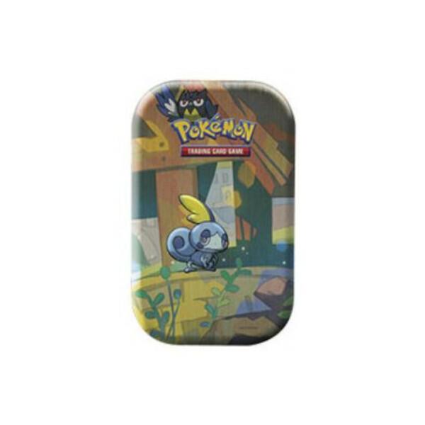 Mini Tin Amici di Galar SOBBLE - Pokemon 210-60070 - 6+ anni