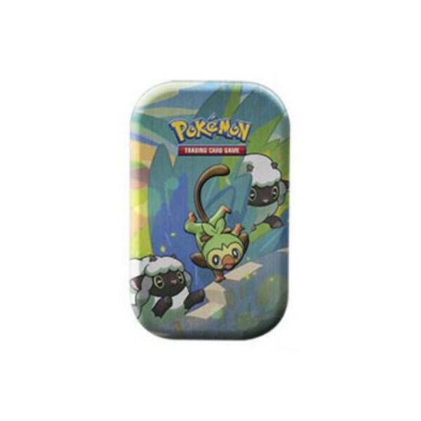 Mini Tin Amici di Galar GROOKEY - Pokemon 210-60070 - 6+ anni