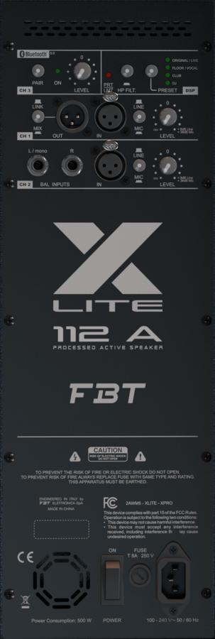Fbt X-LITE 112A