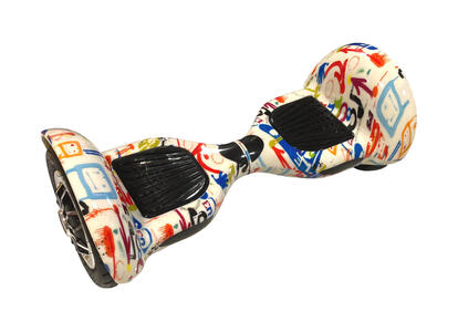 """Hoverboard con ruote da 10"""" pollici a camera d'aria - Sabway S10 - SYMBLE"""