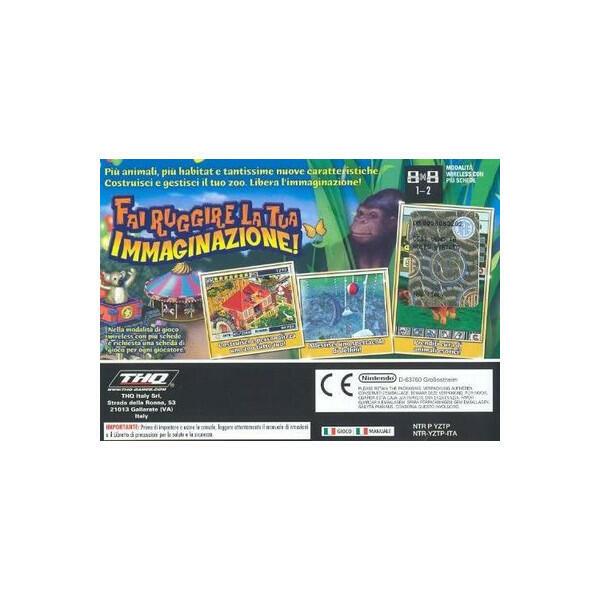 Zoo Tycoon 2 NUOVO! - Nintendo DS - Ver. ITA