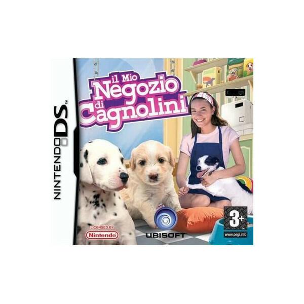 Il Mio Negozio Di Cagnolini NUOVO! - Nintendo DS - Ver. ITA