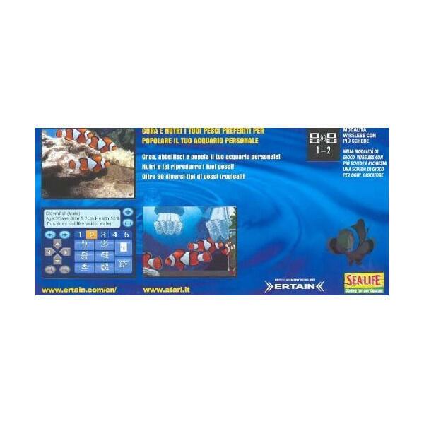 Aquarium By DS Zen Series NUOVO! - Nintendo DS - Ver. ITA