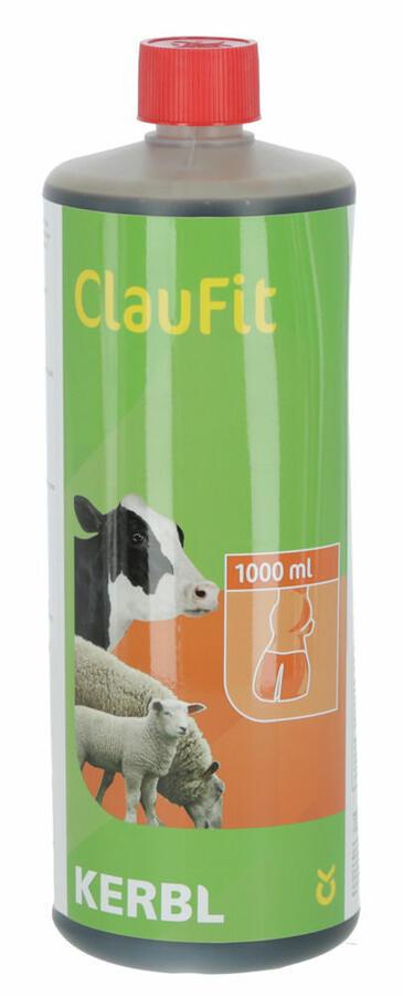 Tintura protettiva per zoccoli CLAUFIT flacone da 1 litro