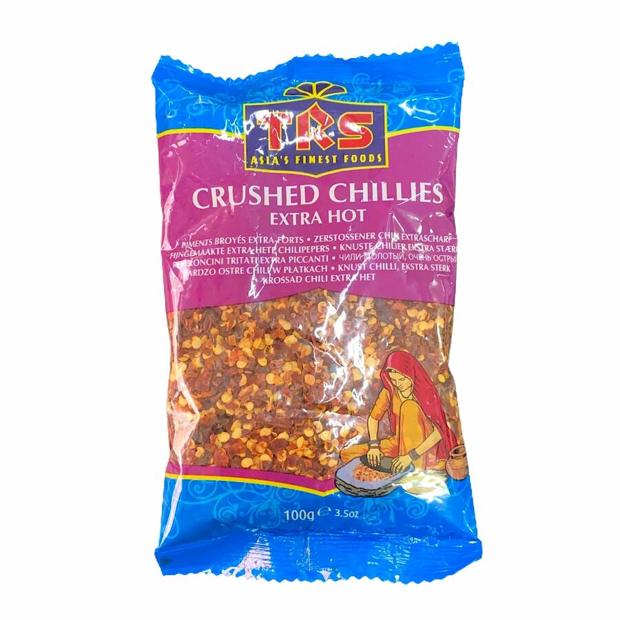 TRS PEPERONCINO MAC. GROSSO - CHILI CRUSHED 100GR