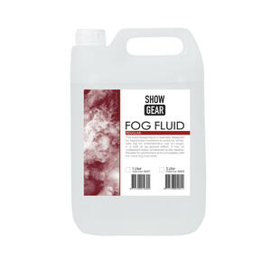 Showgear Fog Fluid Regular