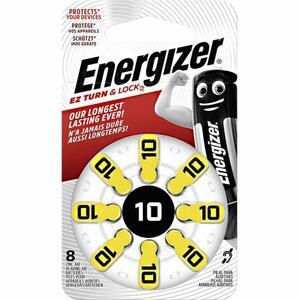 ENERGIZER BATTERIA ZINC AIR 10 BL 8 SC 6