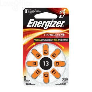 ENERGIZER BATTERIA ZINC AIR 13 BL 8 SC 6