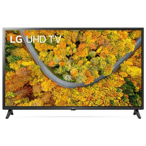 "LG  TV 43"" UP75003LF 4K SMART DVB-T2/S2 EUROPA BLACK"