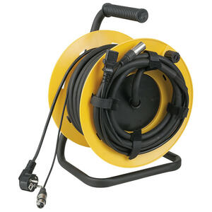 DAP Cable Drum with 15 m Audio Power/Signal Cable
