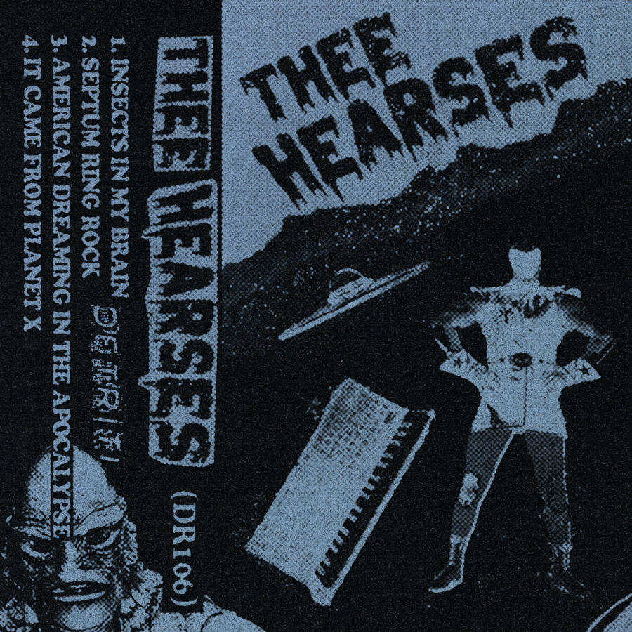 """Thee Hearses - """"S/t"""""""