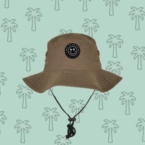 "Angler Hat ""SURFWEEK"" - Green"