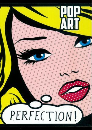 QUADERNONE A 4 ANELLI DIAM. 30 MM COPERTINA LINEA POP ART