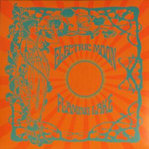 ELECTRIC MOON - FLAMING LAKE - 2LP LTD ED. (Worst Bassist Records)