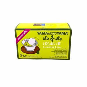 YMY GENMAI CHA TEABAG 16PC 48GR