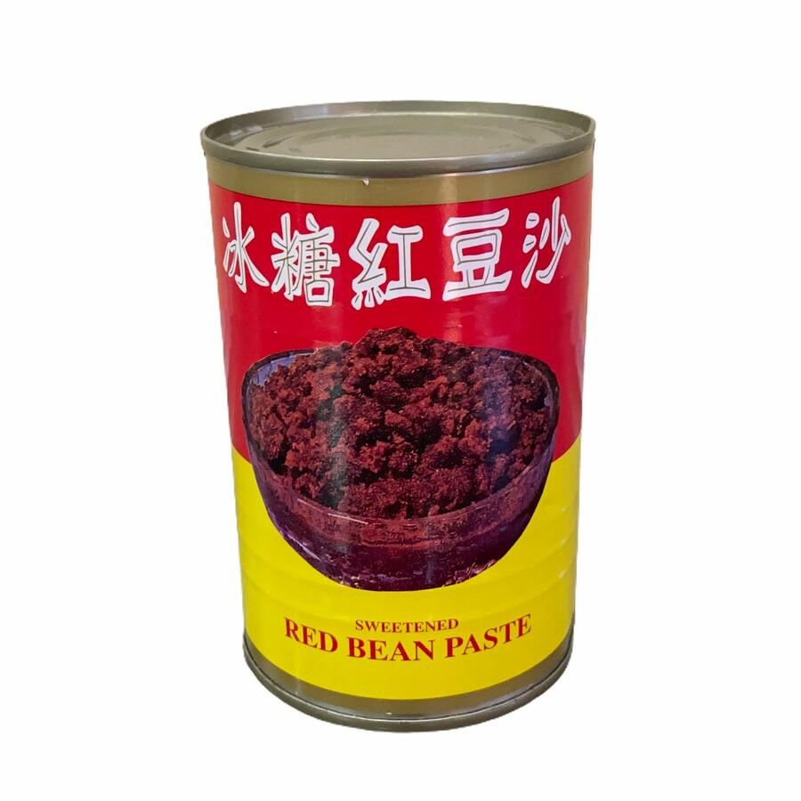 WU CHUNG RED BEAN PASTE SWEETENED 510GR