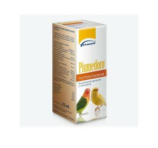 Piumed'oro Tutto Vitamine 25ml FORMEVET