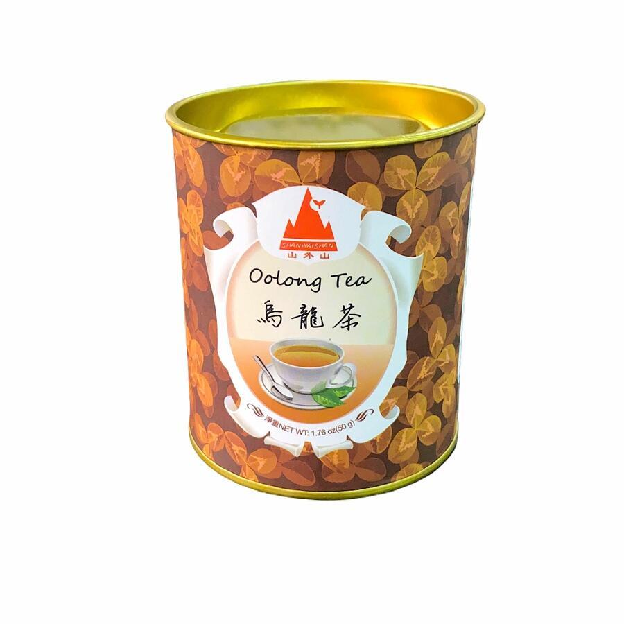 SHAN WAI SHAN OOLONG TEA 50GR