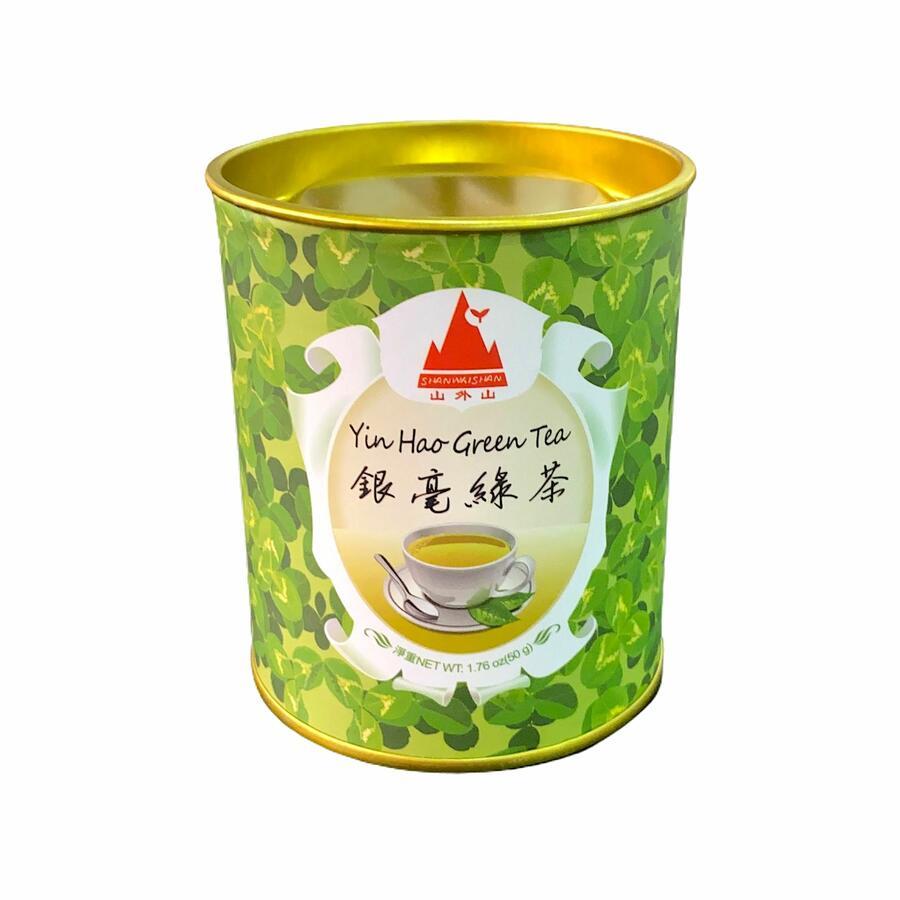 SHAN WAI SHAN GREEN TEA 50GR