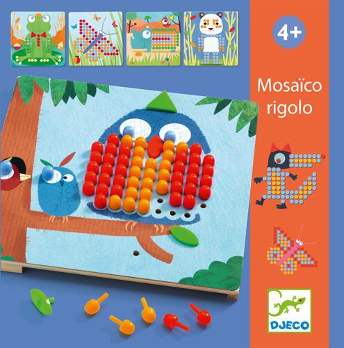 Mosaico Rigolo Chiodini