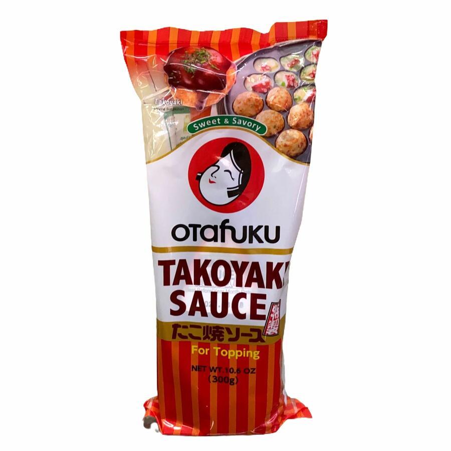 OTAFUKU TAKOYAKI SAUCE 300GR