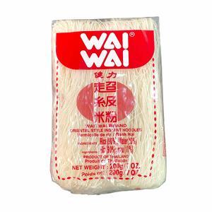 WAIWAI RICE VERMICELLI 200GR